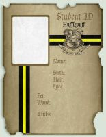 Hufflepuff ID Resources Pack by imacrazytrekkie