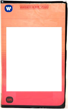 1980-1985 Warner Home Video VHS Template by CartoonFreak666