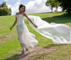 Zabeen white dress 6 by CathleenTarawhiti