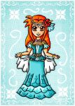 Goddess of wind Marin by ninpeachlover