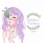 grow anew by LumiePop