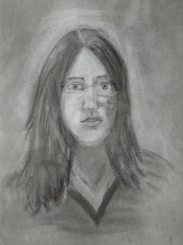 Yet another Self Portrait by Korra