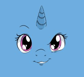Great and Powerful visage by Dilarus