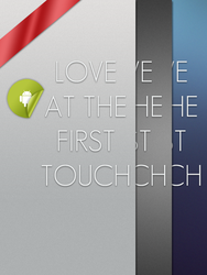Love At The First Touch by Raadius