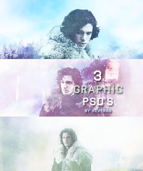 Reveras - Game of Thrones Psd's by dontayyy