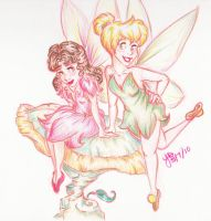 Never Fairies by RamblinQuixotic