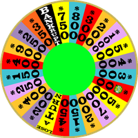 1989b Round 1 Nighttime Wheel with Free Spin by mrentertainment
