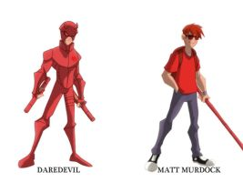 Daredevil the animated series? by Chrisgemini