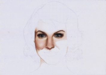 Hayley Williams WIP (Colored Pencil) by PitchBlack-Ixhieen