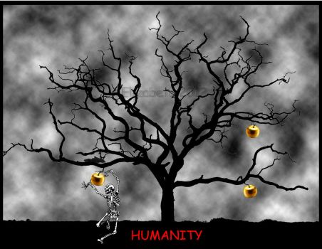 Ahh, the Humanity..... by Betka
