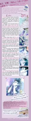 Masking Fluid Tutorial by martinacecilia