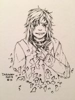 Inktober Shattered by Inkswell