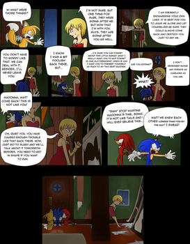 Sonic Heroes 2 - Sonic - page 20 by Missplayer30