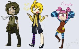 My FnafHS Design by rebellion94