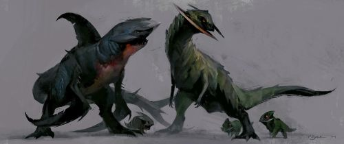 Axe Jaw and Mach by Mr--Jack