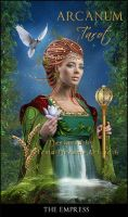 The Empress TAROT ARCANUM by ThelemaDreamsArt