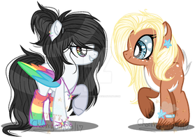 | + Comission {MLP/Base/Comission} + | by TheChoccoBear