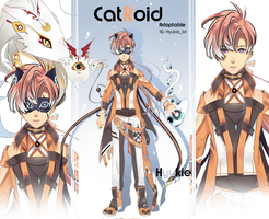 Catroid(SET PRICE)(OPEN) 25$ by Yukie94