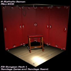 Dungeon Furniture Set 1 by aestheticdemon