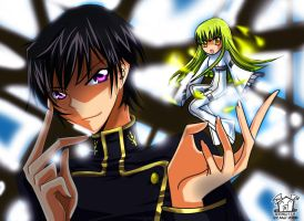 Code Geass: Shadow and Light by rairy