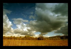 clouds dance by ssilence