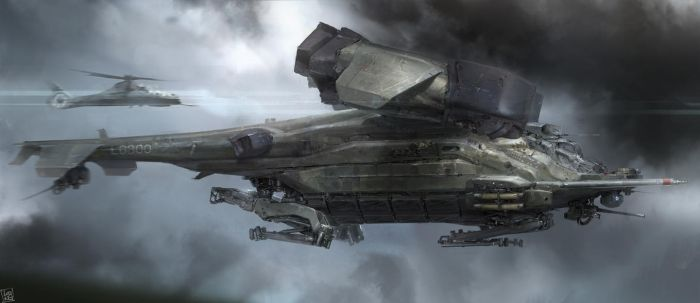 dropship by 0800