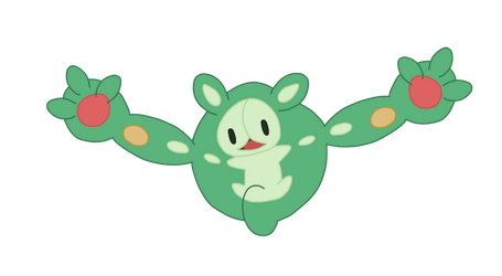 Reuniclus by Adelgirl