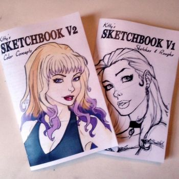 Sketchbook Info Now On Patreon! by KittysTavern