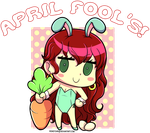 April Fooling with Kaylee by Honeychamaa