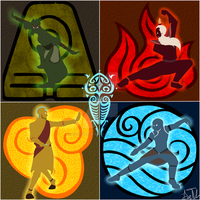 The Avatar Cycle by XxPointlessHopexX