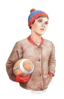 Stan Marsh by AlessiaPelonzi