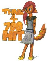 Thanks for 700 hits by fluffnight
