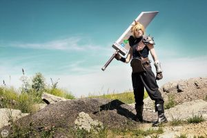 Final Fantasy VII - 'If I Win...' by ithili3n