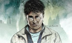 Harry Potter 7 part two final by secretSWC