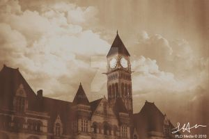 Old Clock Tower by PLDmedia