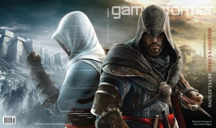 Assassin's Creed Revelations by emmyxogats