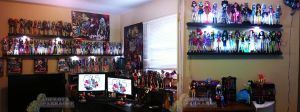 Monster High Collection 7-25-2012 by Chibi-Warmonger
