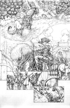 Some Cowboy Story by werder