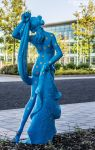 Blue Lady 02 by stevezpj