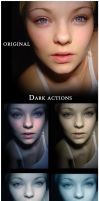 Dark Actions by anaRasha-stock