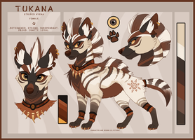 Tukana-Reference 2017 by Kitchiki