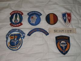 Patch Collection: Cold War by cptlfrghtr