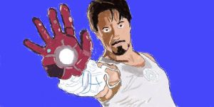 Tony Stark - WIP3 by Wicked-Pirate-Queen
