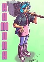 Ramona Flowers by zak29