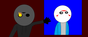 Not Related or The Same by SCP-096-2