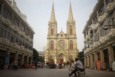 guangzhou Cathedral by licher1988