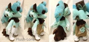 Mint Choclate Chip Perfaunt CTA -Plush Entry- by Plush-Lore