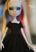 New dress by Amber-Honey