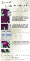 Tutorial PS- efecto de cabello by vivianit11
