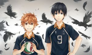 Haikyuu by Annabel-m